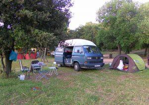 Camping auf Sardinien - Pferdehof Morgenstern